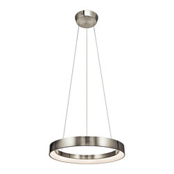 Elan - Elan 83261 LED 1 ring (light) pendant - Elan 83261 LED 1 ring (light) pendant