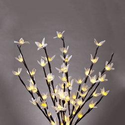 White Forsythia Light - Large -