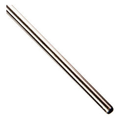 Klus - Klus-1528 Stainless Steel Rod for Klus Aluminum Channel - Use this stainless steel rod to create unique low voltage fixtures.