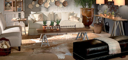 Eclectic Coffee Tables by Arhaus