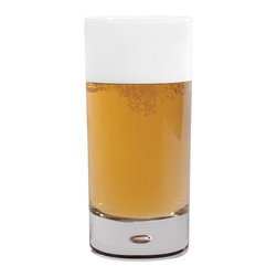 Berghoff - Berghoff Casa 11.8oz Beer Glass Set of 6 - Ideal for both entertaining and everyday sipping.