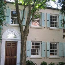 Traditional Exterior by Strock Enterprises Design & Remodel, LLC