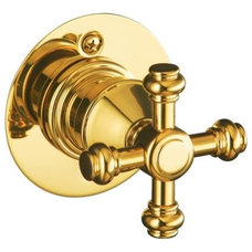 Traditional Bathroom Faucets And Showerheads by Rachel Grace