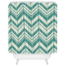 Beach Style Shower Curtains by DENY Designs