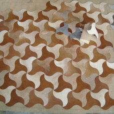 Asian Carpet Flooring by Oxalis Enterprises