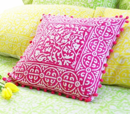 Mediterranean Decorative Pillows by store.tilonia.com
