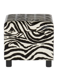 Contemporary Footstools And Ottomans by Shop Chimney