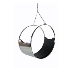 Fine Mod Imports - Ring Hanging Chair - Features: