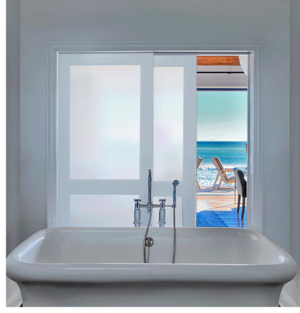 Contemporary Bathroom by Carolyn Reyes