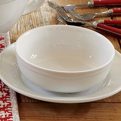 Williams-Sonoma Pantry Cereal/Soup Bowls, Set of 6 - I love, love, love my Williams-Sonoma pantry bowls.