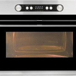 Mikael Warnhammar - NUTID Microwave oven - Microwave oven, Stainless steel