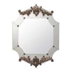 Kichler Lighting - Kichler Lighting 78179 Isabel Traditional Mirror - Kichler Lighting 78179 Isabel Traditional Mirror