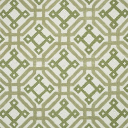 "Loloi Rugs - Loloi Rugs Weston Collection - Ivory / Green, 5'-0"" x 7'-6"" - Feast your eyes on this. Hand-tufted in India of 100% wool, the tastefully designed Weston Collection features vibrant colors and bold, graphic patterns that instantly uplift the mood of your room. What's more, each Weston rug is crafted with a combination of colorful cut pile and ivory loops - adding a sense of depth and drama to these amazingly textural rugs."