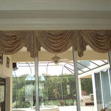 Curtains by DECOR & STYLE LLC