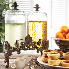 Traditional Platters by Iron Accents