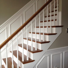 Traditional  by Brosseau construction