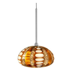 Urchin Amalfi Low Voltage Modern / Contemporary Mini Pendant Light
