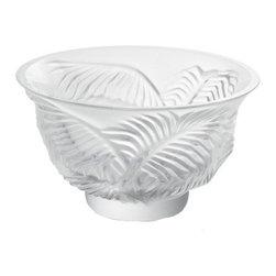 Lalique - Lalique Kelapa Bowl Medium - Lalique Kelapa Bowl Medium