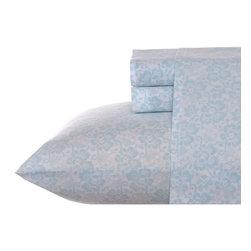 Betsey Johnson Betsey's Boudoir Cotton Percale Sheet Set -