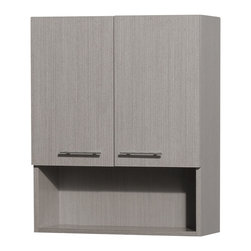 Wyndham Collection Centra Bathroom Wall Mounted Storage