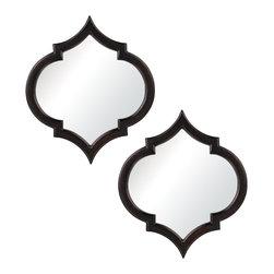 Sterling Industries - Sterling Industries 6050679 Horizonte Mirror In Pessoa Bronze - Mirror (2)