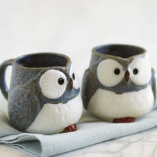 Eclectic Mugs by VivaTerra