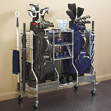 Traditional Clothes And Shoes Organizers by FRONTGATE