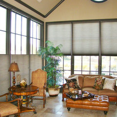 cellular shades by Avenue Window Fashions