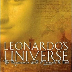 Leonardo's Universe: The Renaissance World of Leonardo DaVinci (9781 - For art and history lovers, this awesome National Geographic look at DaVinci and his Renaissance world is divine. Not only does it provide for hours of good reading, but it's a nice large size perfect for adding to an intelligent coffee table collection. Not to mention that it makes a lovely gift.