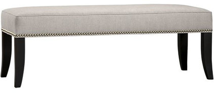 Modern Bedroom Benches by Crate&Barrel