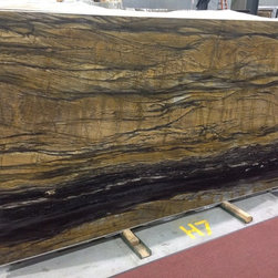 Granite & Marble Slabs - Sandalas Leather granite,  bathroom vanity, kitchen countertop, natural stone, slab, granite