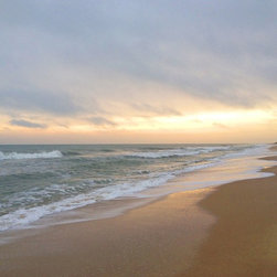 """""""Golden Beach"""" Artwork - This photo of my beach exudes warmth and relaxation"""