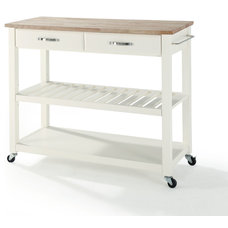 Traditional Kitchen Islands And Kitchen Carts by Pot Racks Plus