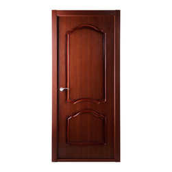 Carolina Interior Door Mahogany - The Carolina doors exhibit the most aesthetic aspects for all classic and contemporary style lovers. The classic design, with its delicate and flowing lines will make these doors a real enhancement to your home. The Carolina comes in a Mahogany finish.