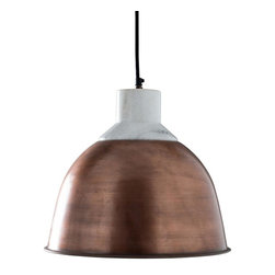 Rohan Art Exports - Wallace Hanging Light - Copper - Wallace Hanging Light - Copper