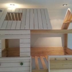 Custom Loft Bed - Aaron McRae