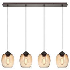 Kitchen Island Lighting by Lights Online