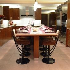 Contemporary  by Bella Cucina Designs LLC