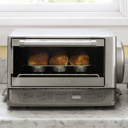 Cuisinart Convection Toaster Broiler Oven - Another option to the second oven, perfect for small tasks. Convection great for even, quick baking. Every kitchen needs a good toaster oven.