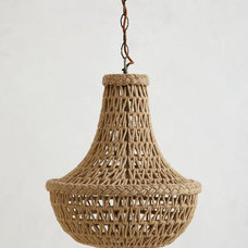 Tropical Chandeliers by Anthropologie