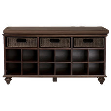Traditional Accent And Storage Benches by Shop Chimney