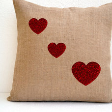 Modern Decorative Pillows by Amore Beaute