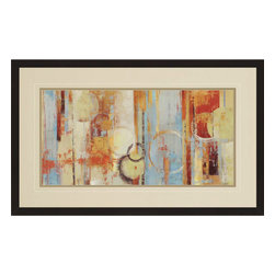 Paragon - Beach Wood - Framed Art - Each product is custom made upon order so there might be small variations from the picture displayed. No two pieces are exactly alike.