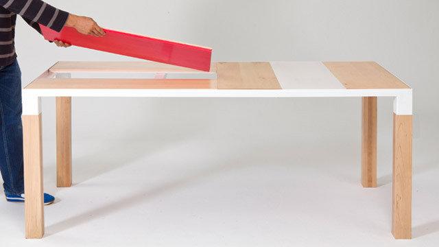 Modern Dining Tables by Objeti