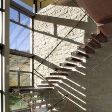 Horizon Trail New Home / Stairs