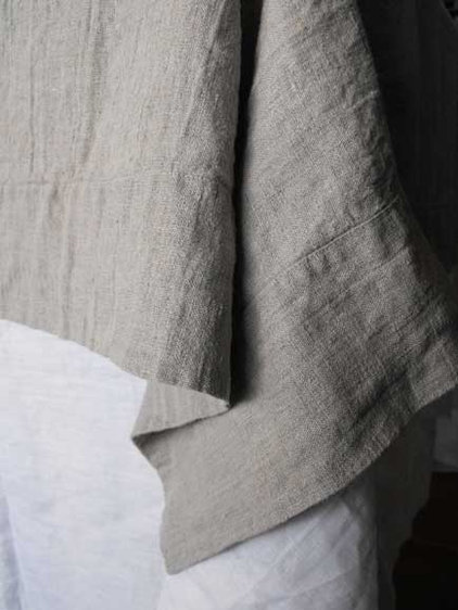 table linens by Rough Linen