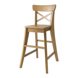 Carina Bengs - INGOLF Junior chair - Junior chair, antique stain