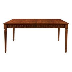 5340-10-Gustav Rectangular Table (Figure Eight Apron) -