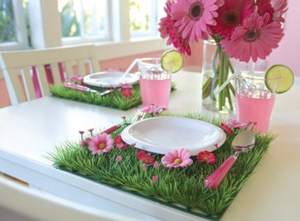 Modern Placemats by Heart To Heart