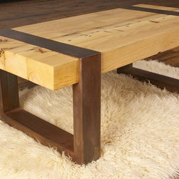 Christian Thomas Design - Coffee table - Rustic Coffee Table